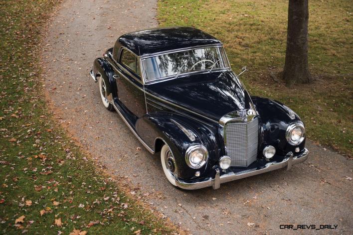1955 Mercedes-Benz 300 Sc Coupe 20