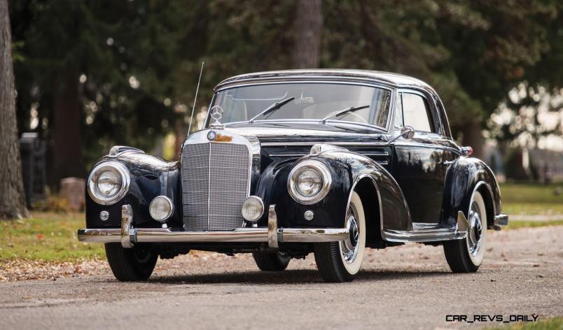 1955 Mercedes-Benz 300 Sc Coupe 32