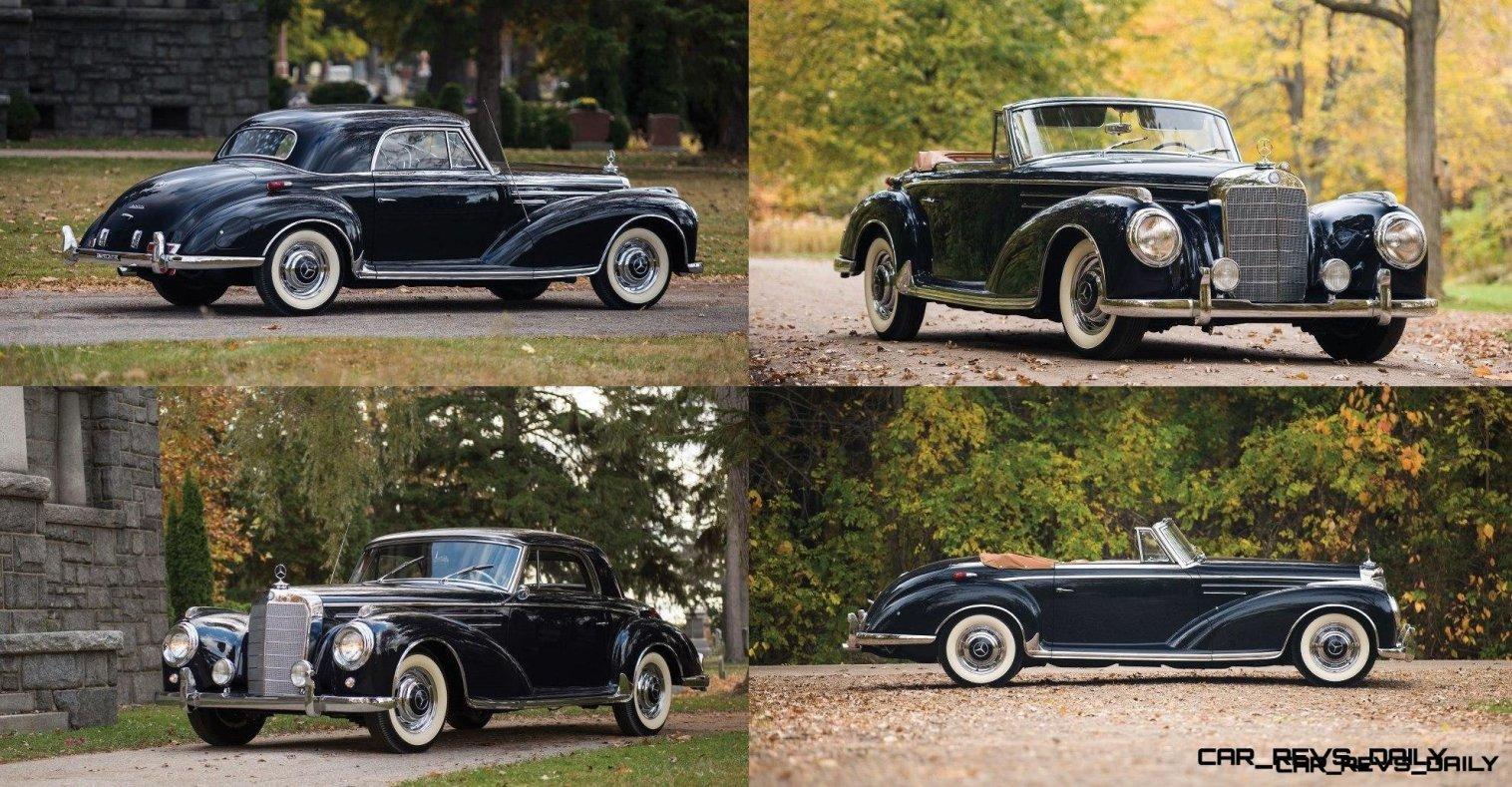 1955 Mercedes-Benz 300 Sc Coupe 33-tile