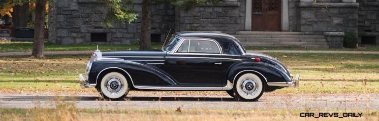 1955 Mercedes-Benz 300 Sc Coupe 5