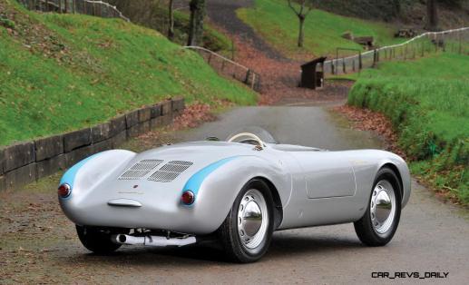 1955 Porsche 550 SPYDER 2