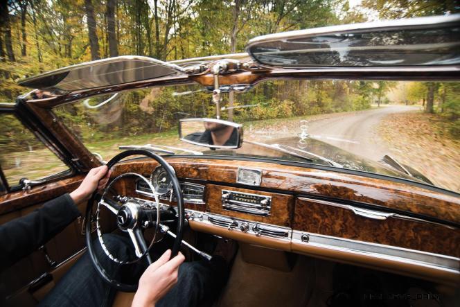 1956 Mercedes-Benz 300 Sc Roadster 33