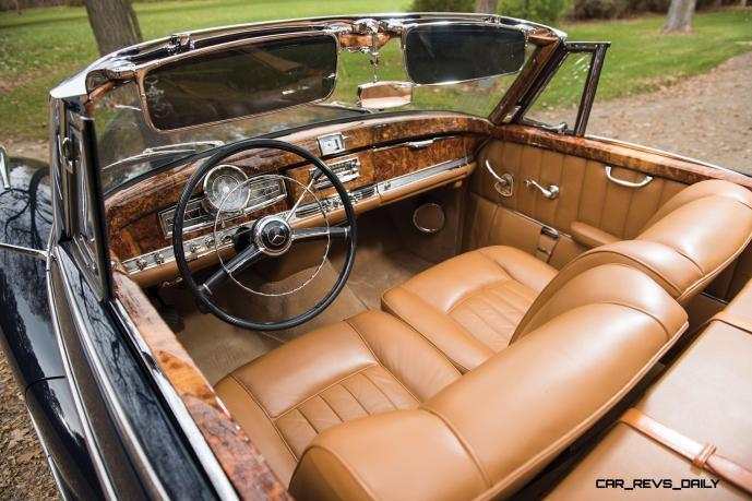 1956 Mercedes-Benz 300 Sc Roadster 4