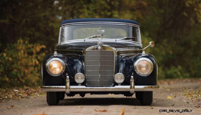 1956 Mercedes-Benz 300 Sc Roadster 6