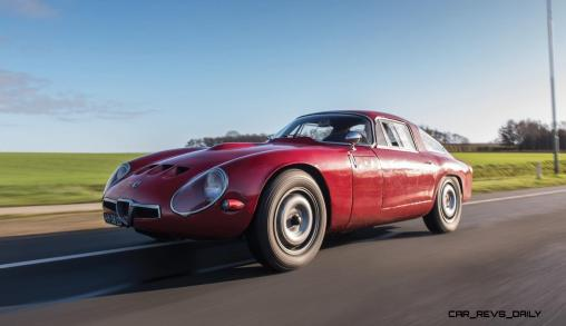 1965 Alfa Romeo GIULIA TZ 1