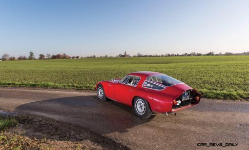 1965 Alfa Romeo GIULIA TZ 2