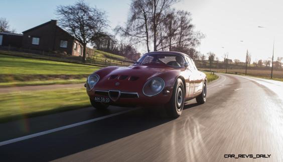 1965 Alfa Romeo GIULIA TZ 20