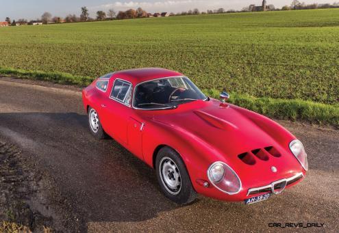 1965 Alfa Romeo GIULIA TZ 27