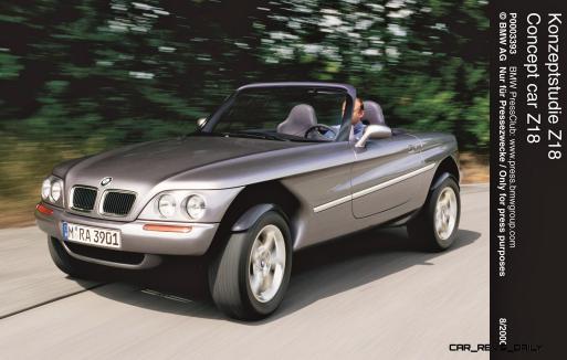 1995 BMW Z18 7