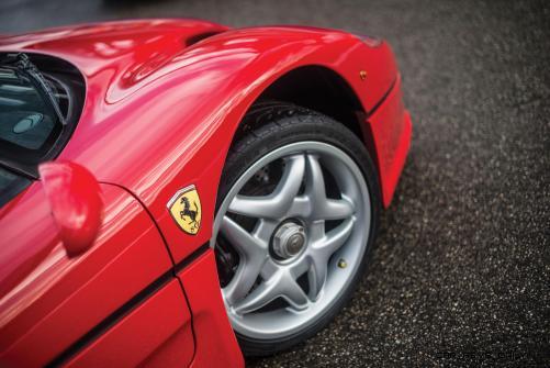 1997 Ferrari F50 31