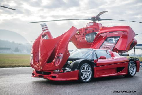 1997 Ferrari F50 56