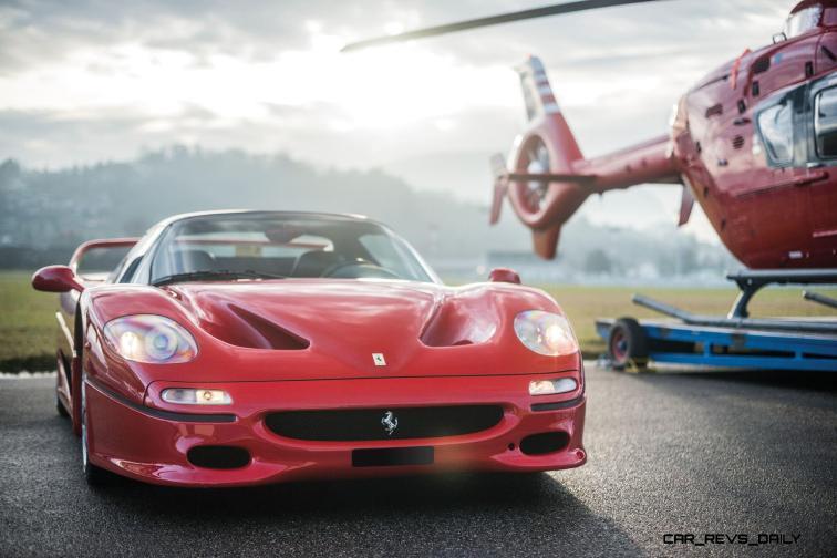 1997 Ferrari F50 6