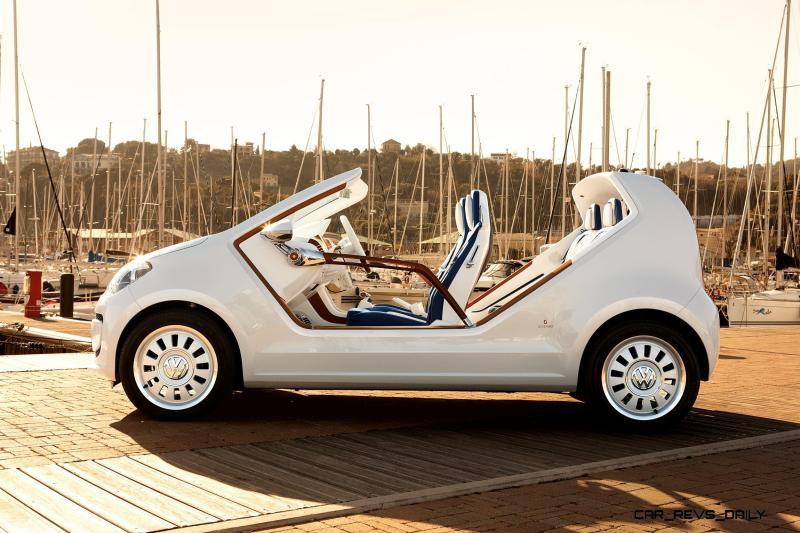 2011 Volkswagen Up! Azzurra Sailing Team 18