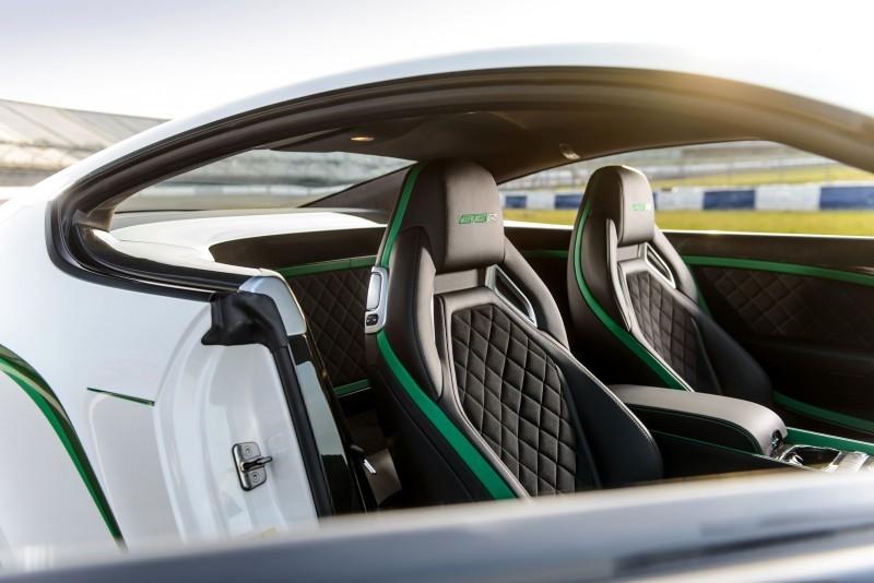 Bentley Continental GT3R Photograph: James Lipman // jameslipman.com