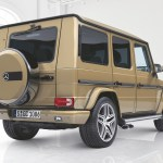 2016 G Class Adds New Colors Black Packs And Designo Cabin We Rename The Colors V Offensively Car Revs Daily Com
