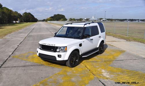 2016 Land Rover LR4 Discovery HSE Black Package 23