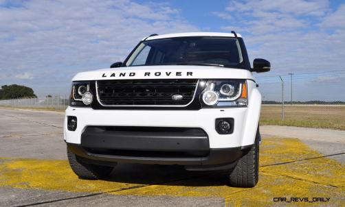 2016 Land Rover LR4 Discovery HSE Black Package 28