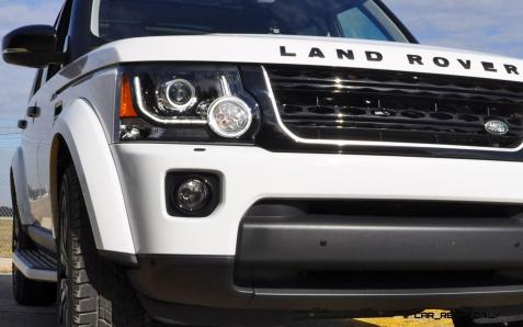 2016 Land Rover LR4 Discovery HSE Black Package 35