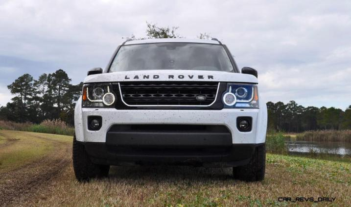 2016 Land Rover LR4 Discovery HSE Black Package 49