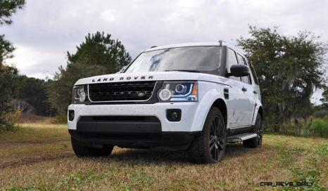 2016 Land Rover LR4 Discovery HSE Black Package 51