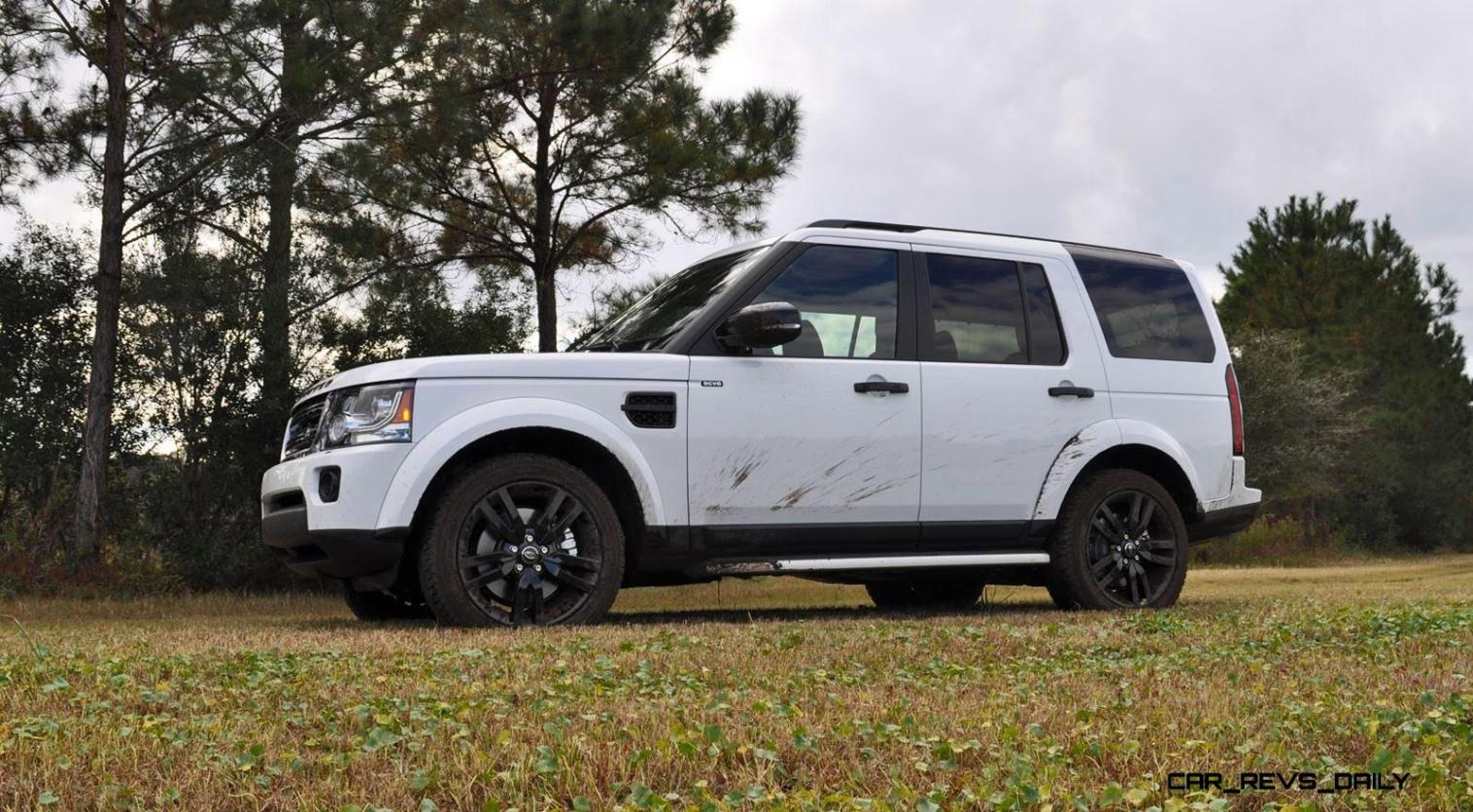 2016 Land Rover LR4 Discovery HSE Black Package 54