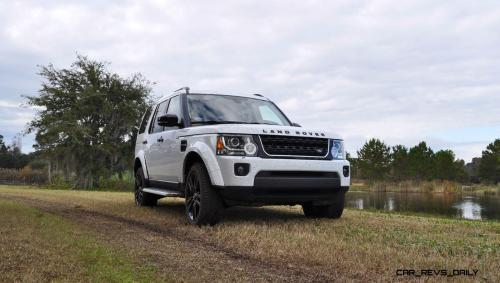2016 Land Rover LR4 Discovery HSE Black Package 69