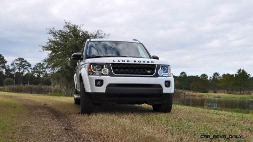 2016 Land Rover LR4 Discovery HSE Black Package 70