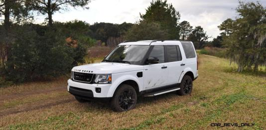2016 Land Rover LR4 Discovery HSE Black Package 79