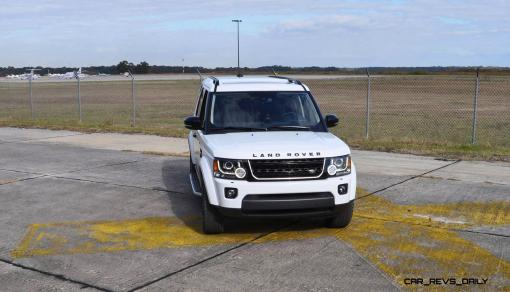 2016 Land Rover LR4 Discovery HSE Black Package 85