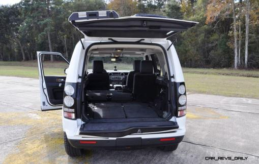 2016 Land Rover LR4 HSE Lux Black Package - INTERIOR 1