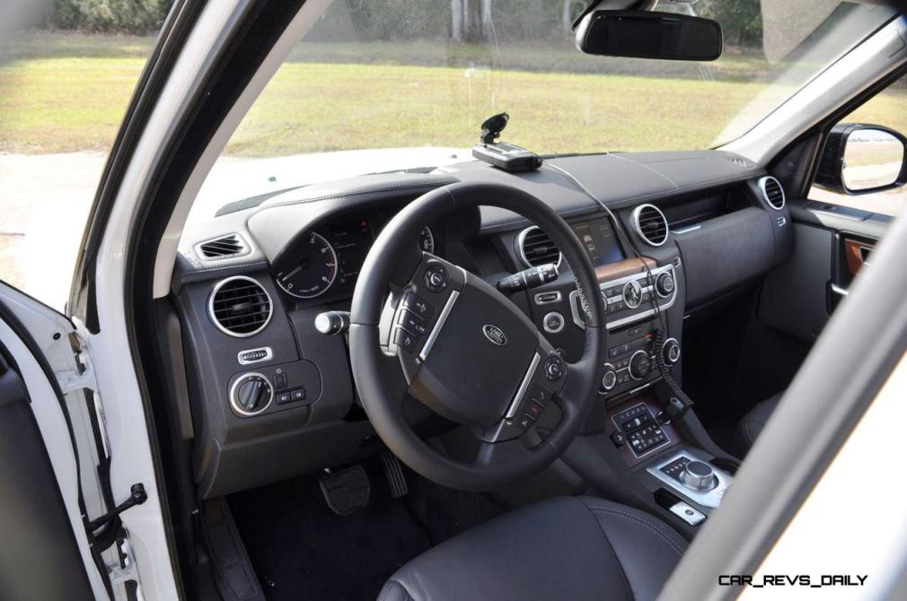 2016 Land Rover LR4 HSE Lux Black Package - INTERIOR 10