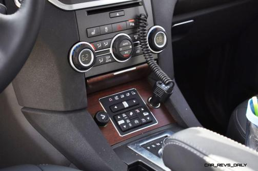 2016 Land Rover LR4 HSE Lux Black Package - INTERIOR 14