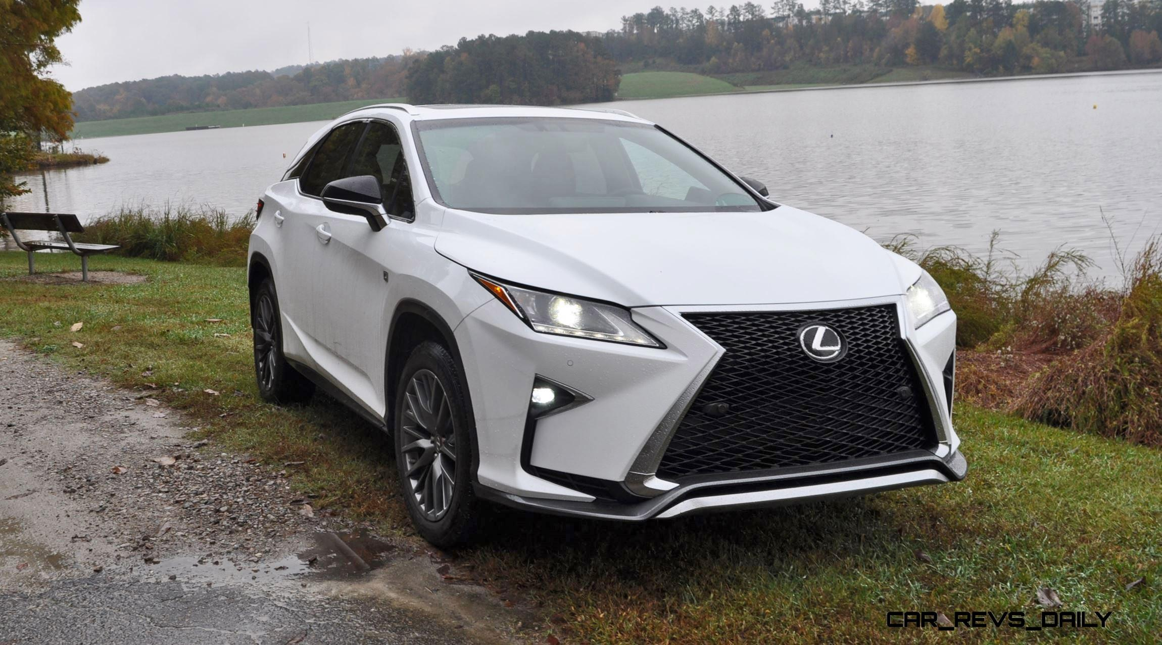 2016 Lexus RX Reviews Roundup 150 All New RX350 F Sport s