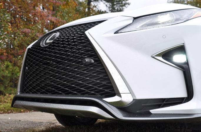 2016 Lexus RX350 F Sport 58