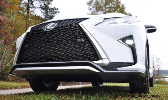 2016 Lexus RX350 F Sport 59