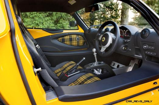2016 Lotus EXIGE SPORT 350 13
