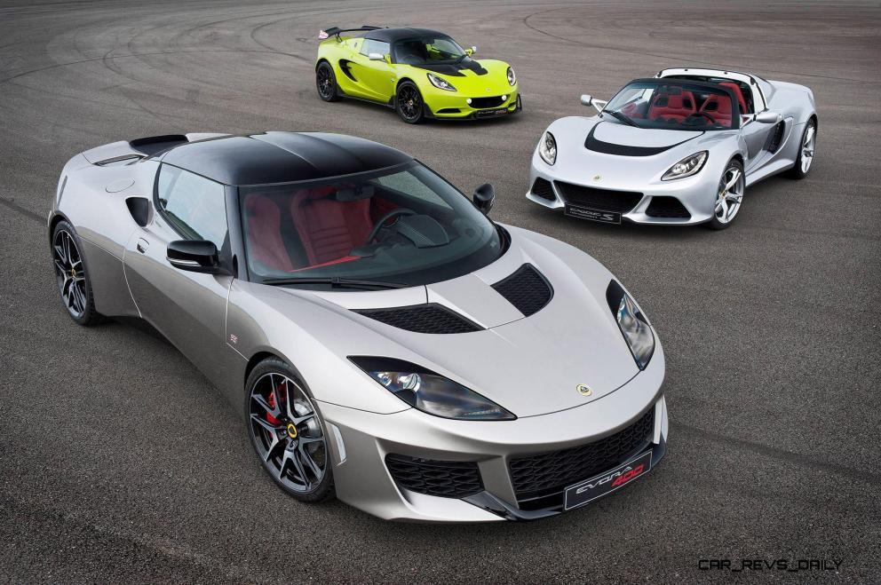 2016 Lotus EXIGE SPORT 350 34