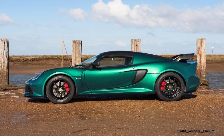 2016 Lotus EXIGE SPORT 350 4