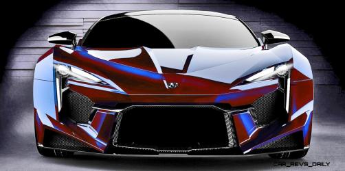 2016 W Motors FENYR SuperSport COLORS 6