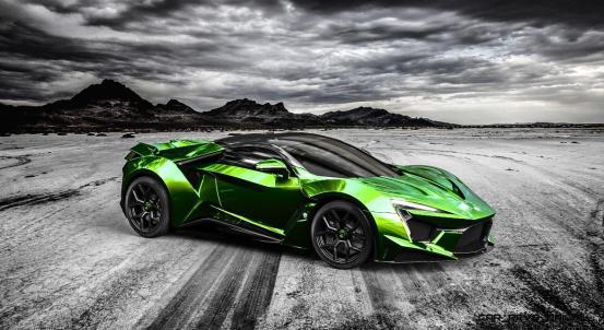 2016 W Motors FENYR SuperSport COLORS 66