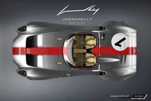 2017 Jannarelly Design JD1 17