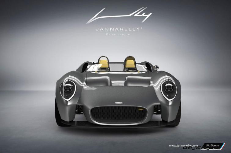 2017 Jannarelly Design JD1 2