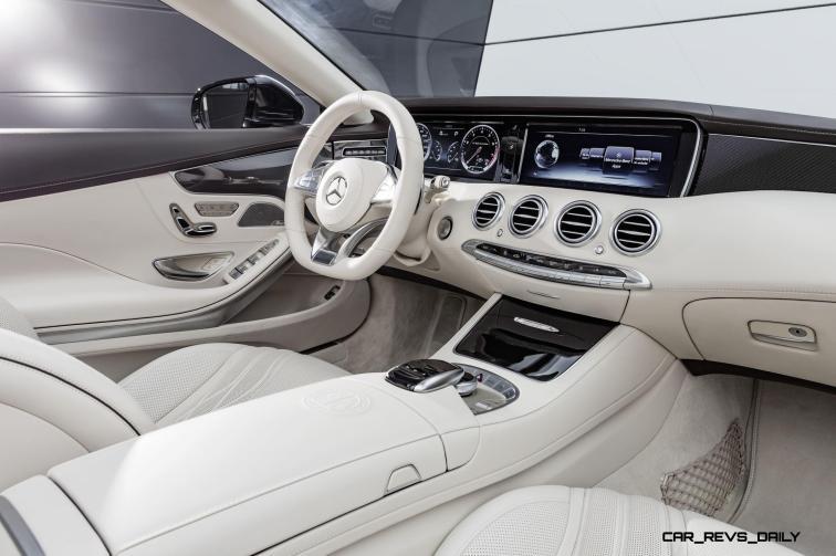 Mercedes-AMG S 65 Cabrio, Interieur: Leder Porzellan interior: leather porcelaine