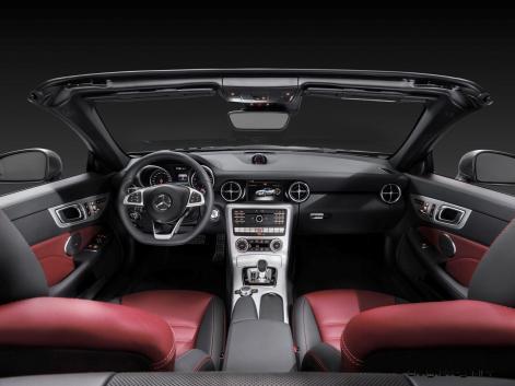 2017 Mercedes-Benz SLC 14