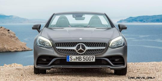 2017 Mercedes-Benz SLC 32