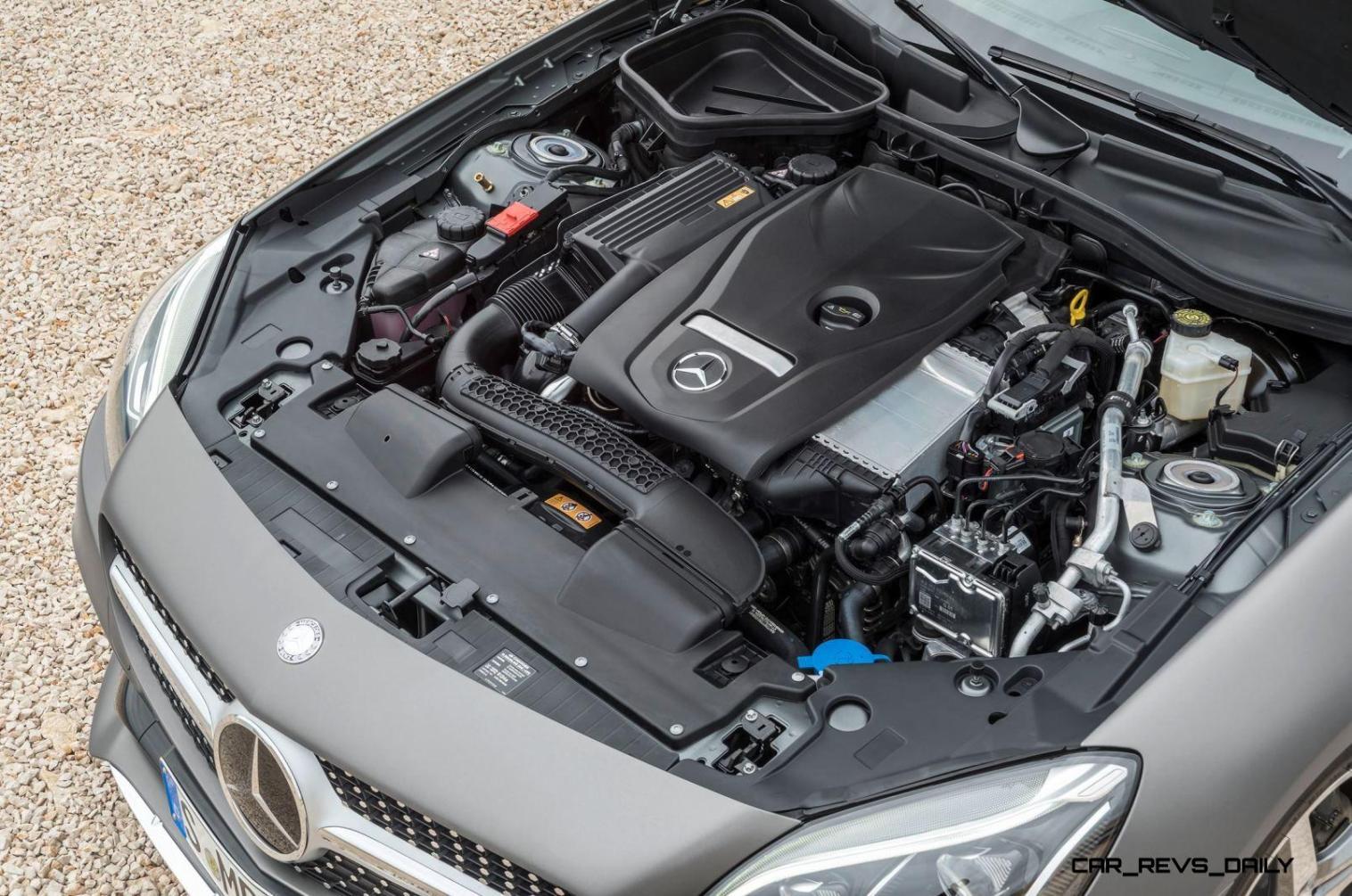 2017 Mercedes-Benz SLC 41