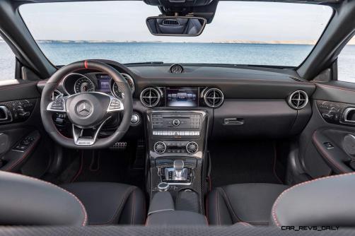 2017 Mercedes-Benz SLC 62