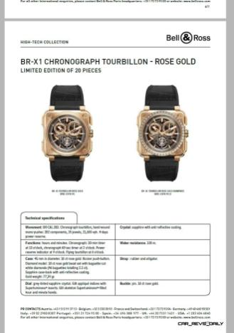 Bell & Ross BR-X1 Presspack Pages 7