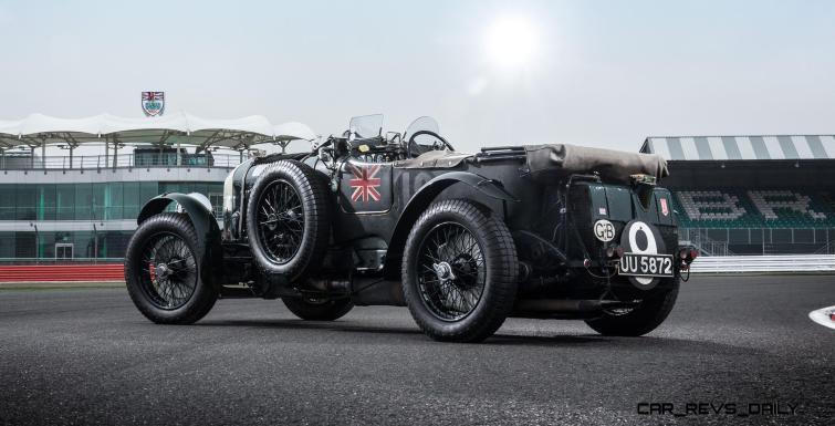 Bentley Birkin 'Blower' (2)