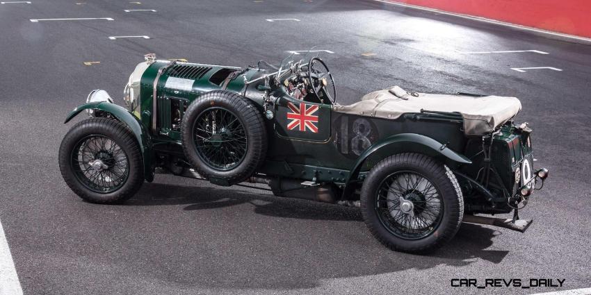 Bentley Birkin 'Blower' (4)
